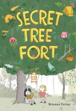 Secret Tree Fort (Hardcover)