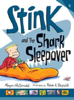 Stink and the Shark Sleepover (Hardcover)