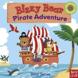 Pirate Adventure (Board book)