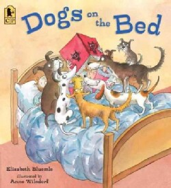 Dogs on the Bed (Paperback)