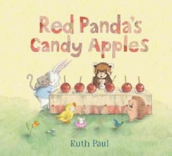 Red Panda's Candy Apples (Hardcover)