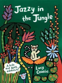 Jazzy in the Jungle (Hardcover)