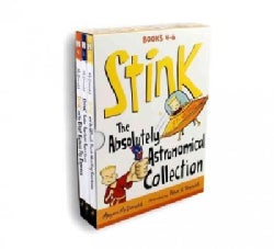 Stink -the Absolutely Astronomical Collection (Paperback)