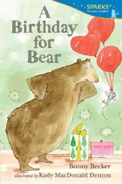 A Birthday for Bear (Paperback)