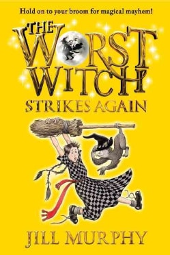 The Worst Witch Strikes Again (Paperback)