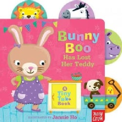 Bunny Boo Has Lost Her Teddy (Board book)