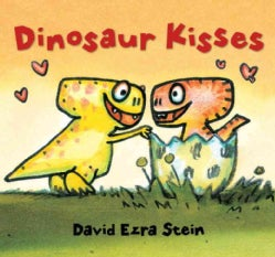 Dinosaur Kisses (Board book)