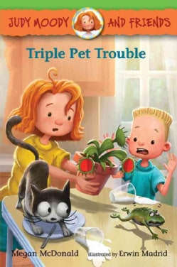Triple Pet Trouble (Paperback)