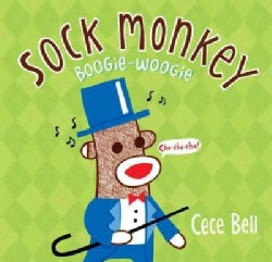 Sock Monkey Boogie-Woogie (Hardcover)