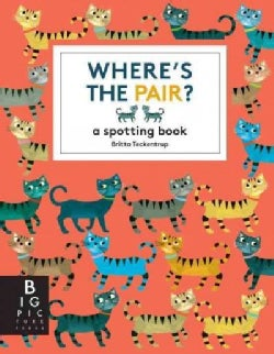 Where's the Pair?: A Spotting Book (Hardcover)