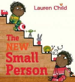 The New Small Person (Hardcover)