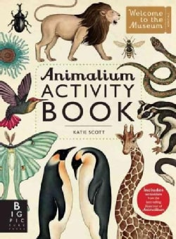 Animalium Activity Book (Paperback)