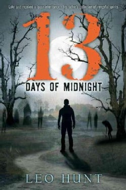 13 Days of Midnight (Paperback)