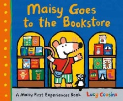 Maisy Goes to the Local Bookstore (Hardcover)