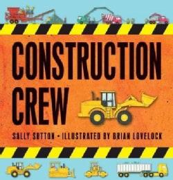 Construction Crew (Board book)