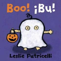Boo! / ¡Bu! (Board book)