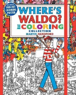 Where's Waldo?: The Coloring Collection