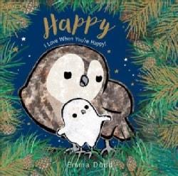 Happy (Board book)