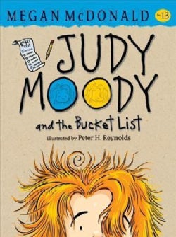 Judy Moody and the Bucket List (Paperback)