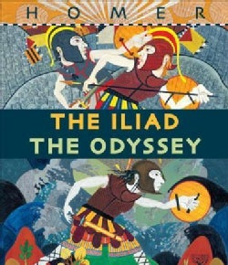 The Iliad / the Odyssey (Hardcover)