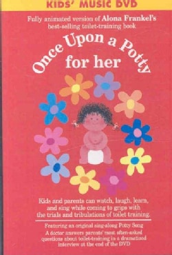 Once Upon a Potty for Her (DVD video)