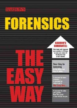 Barron's Forensics the Easy Way (Paperback)