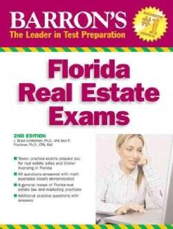 Barron's Florida Real Estate Exams (Paperback)