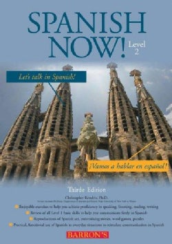 Spanish Now!: Level 2 (Paperback)