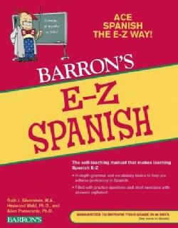 Barron's E-Z Spanish (Paperback)