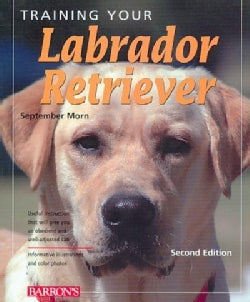 Training Your Labrador Retriever (Paperback)