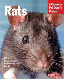 Rats: Everything About Purchase, Care, Nutrition, Handling, and Behavior (Paperback)
