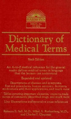 Dictionary of Medical Terms (Paperback)