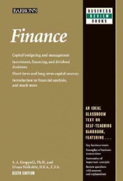 Finance (Paperback)