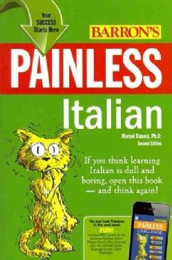 Barron's Painless Italian (Paperback)