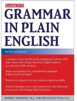 Grammar in Plain English (Paperback)