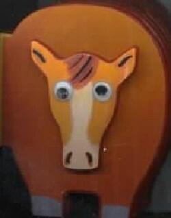 Horse (Board book)