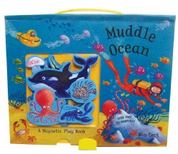 Muddle Ocean: A Magnetic Play Book (Hardcover)