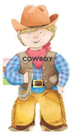 Cowboy (Board book)