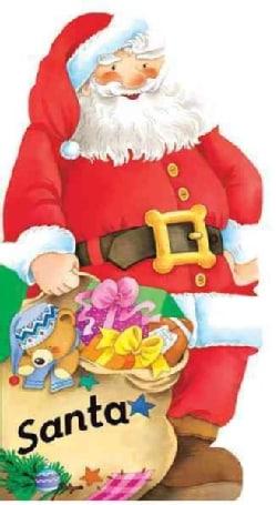 Santa (Board book)