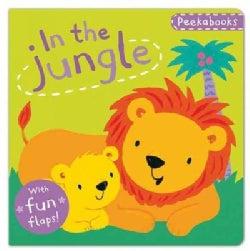 In the Jungle (Board book)