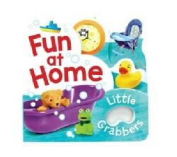 Fun at Home (Board book)