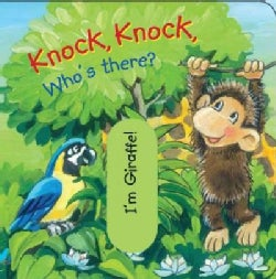 Knock, Knock, Who's There? (Board book)