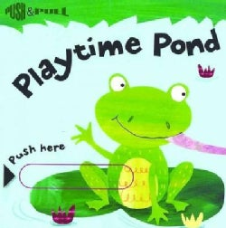 Playtime Pond (Board book)
