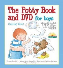 The Potty Movie and Book for Boys