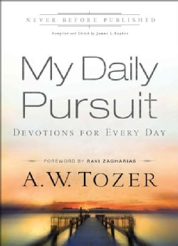 My Daily Pursuit: Devotions for Every Day (Paperback)