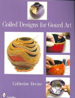 Coiled Designs for Gourd Art (Paperback)