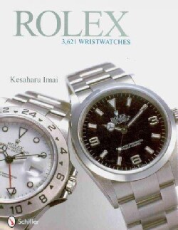 Rolex: 3,621 Wristwatches (Hardcover)