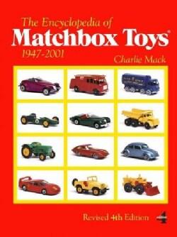 The Encyclopedia of Matchbox Toys (Paperback)