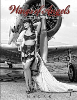 Wings of Angels: A Tribute to the Art of World War II Pinup & Aviation (Hardcover)
