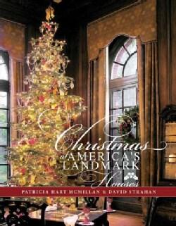 Christmas at America's Landmark Houses (Hardcover)